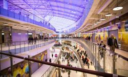 Moscow's AviaPark: Europe's Largest Mall