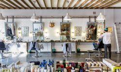 Russia's Trendy Barbershops