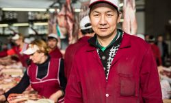 Dorogomilovsky: Moscow's Food Market