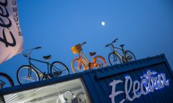 July 26, 2015: Moon over Moscow Bicycles