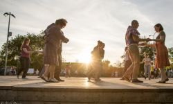 Dancing at Gorky Park