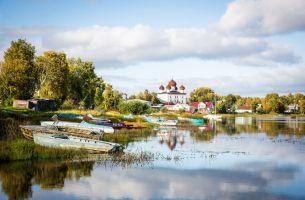 Kargopol: Northern Russia Town