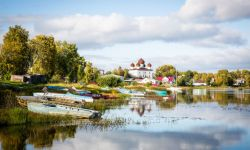 Sept. 9, 2015: Russian Village Kargopol