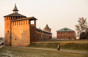 Kolomna: Historic Town Near Moscow