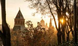 Autumn Kremlin Visit
