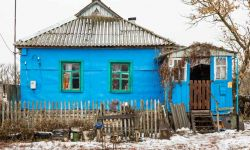 Visit to a Russian Village