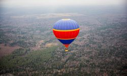 Moscow Region: Hot Air Balloon Ride