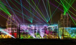Moscow Light Festival Photo Recap