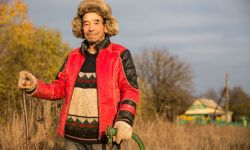 Oct. 14, 2015: Russian Village Portrait