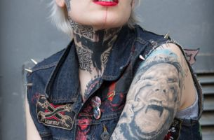 Moscow: Tattoo Convention Portraits