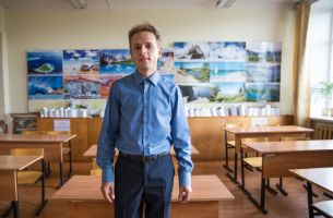 Russian Village Teacher Shares Views