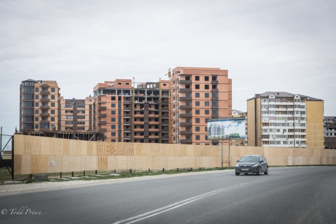 Dagestan is considered an economically depressed region, which raises questions about housing affordability.