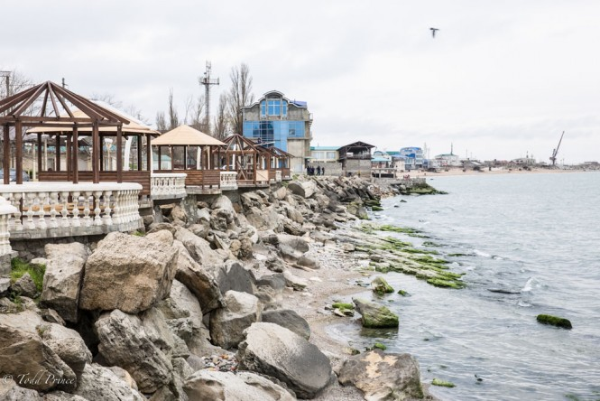 Makhachkala's Caspian seaside needs an upgrade to attract private investment.