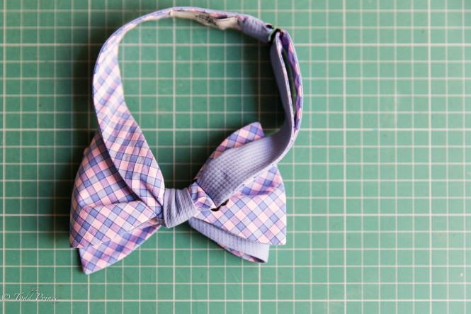One of Sergei's bow-ties.