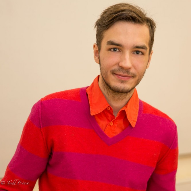 Egor, 22