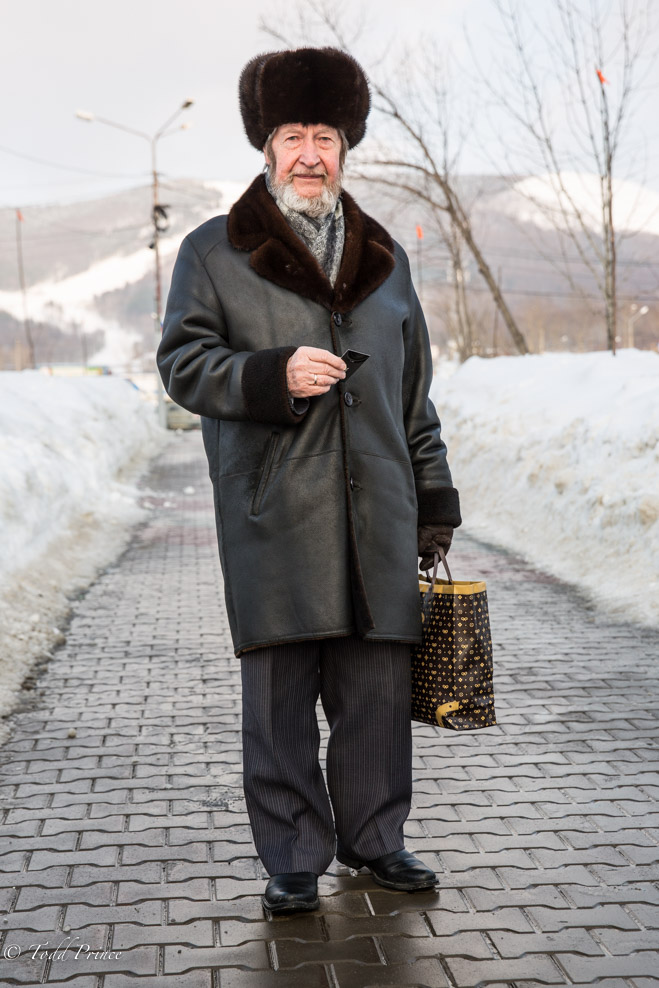 A doctor on Sakhalin