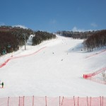 The ski slopes in Yuzhno-Sakhalinsk attract Russians from Vladivostok and Khabarovsk.