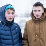 Sakhalin teenagers.