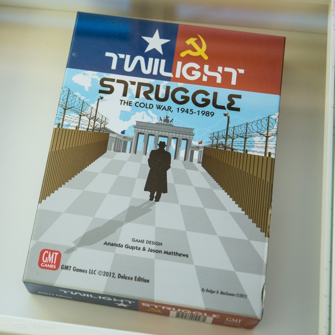 When the rain blocks the attractive view, hostel guests can play video games including Twilight Struggle.