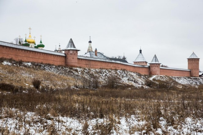 The Spaso-Evfimiev Monastery