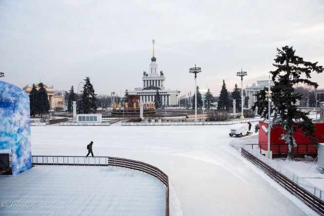 VDNKh Skating Rink-18
