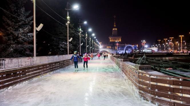 VDNKh Skating Rink-30