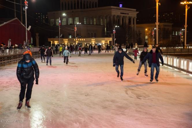 VDNKh Skating Rink-32