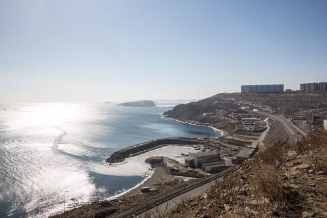 Vladivostok Seaside